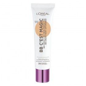 Medium - BB C'est Magic BB Crème 5 en 1 Perfecteur de teint de L'Oréal Paris L'Oréal 7,99€