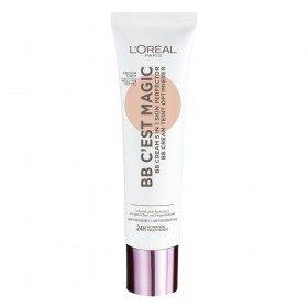 Medio Claro - BB es la Magia de la BB Cream 5-en-1 Perfecteur de teint de L'oréal Paris L'oréal 7,99 €