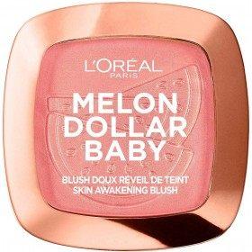 03 Watermelon Addict - Blush Doux Réveil de Teint Melon Dollar Baby de L'Oréal Paris L'Oréal 6,99€