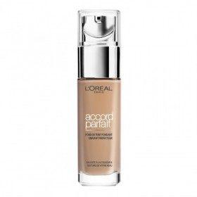 4.N Beige - Fond de Teint Fluide Accord Parfait de L'Oréal Paris L'Oréal 8,99€