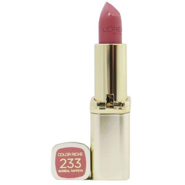 233 Boréal - Vermello Cor dos beizos Ricos L 'oréal l' oréal L ' oréal 12,90 €