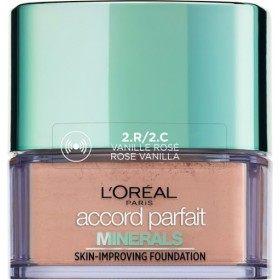 2.R / 2.C Vanille Rosé - Fond de Teint Poudre Minéral Accord Parfait de L'Oréal Paris L'Oréal 7,99€