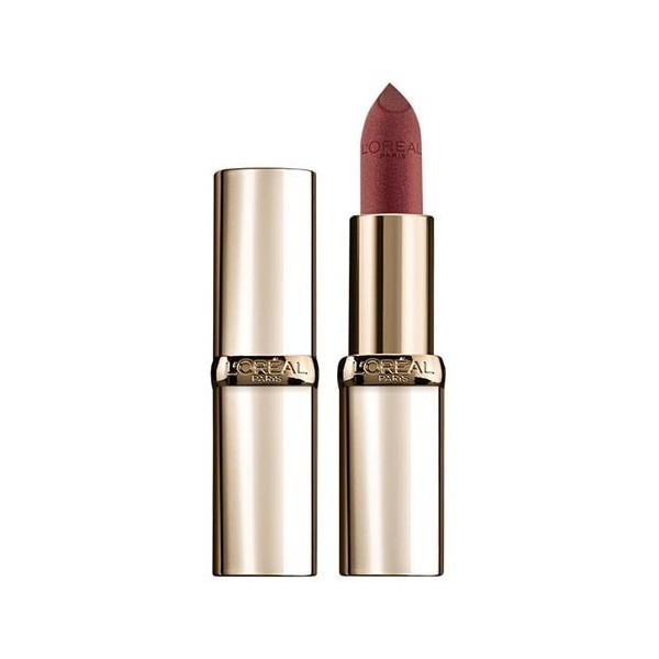 328 Cristal Violeta - Vermello MATE Cor dos beizos Ricos L 'oréal l' oréal L ' oréal 12,90 €