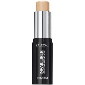 502 Gold Is Cold - Highlighter INFALLIBLE Shaping Stick of The l'oréal Paris L'oréal 5,49 €