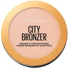 150 Light Warm - Powder Bronzer and Sculptante City Sunbathing of Gemey Maybelline Maybelline 6,99 €