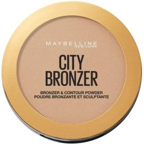200 Medium Cool - Bronzer and Sculptante City Sunbathing of Gemey Maybelline Maybelline 6,99 €