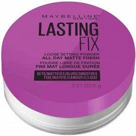 Powder Fixating Microfine Perfecting Lasting Fix MATTE Finish of Gemey Maybelline Maybelline 6,99 €