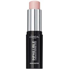 503 Doden In Roze Highlighter ONFEILBAAR Vormgeven van de Stok van De l 'oréal Paris L' oréal 5,49 €