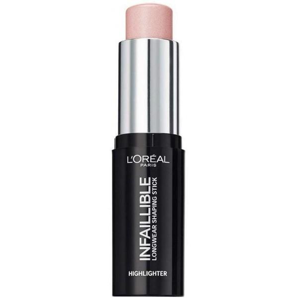 503 Slay In Rose - Highlighter INFAILLIBLE Shaping Stick de L'Oréal Paris L'Oréal 3,99€