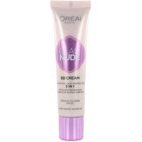 La pell de Mitja i-Mate - Glam Nu BB Cream Perfeccionament de la fundació 5-a-1 fundació de L'oréal París L'oréal 7,99 €