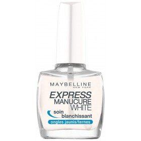Les ungles per Blanquejar Expressar ManucureWHITE de Gemey Maybelline ESSIE 3,99 €