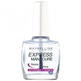 Nagelverzorging Base Coat Express nail Polish Gemey Maybelline Maybelline 3,99 €