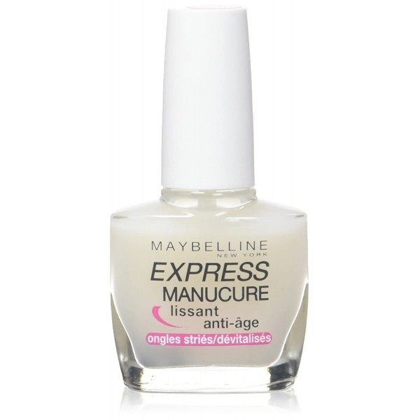 Soin des Ongles Lissant / Anti-Age Express Manucure de Gemey Maybelline Maybelline 3,99€