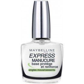 Les ungles a Base de Capa Protegeix i Reforça Expressar Manicura Gemey Maybelline Maybelline 3,99 €