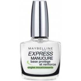 Nail care Base Coat Protects and Strengthens Express Manicure Gemey Maybelline Maybelline 3,99 €