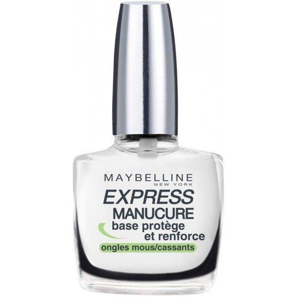 Soin des ongles Base Coat Protège et Renforce Express Manucure de Gemey Maybelline Maybelline 3,99€