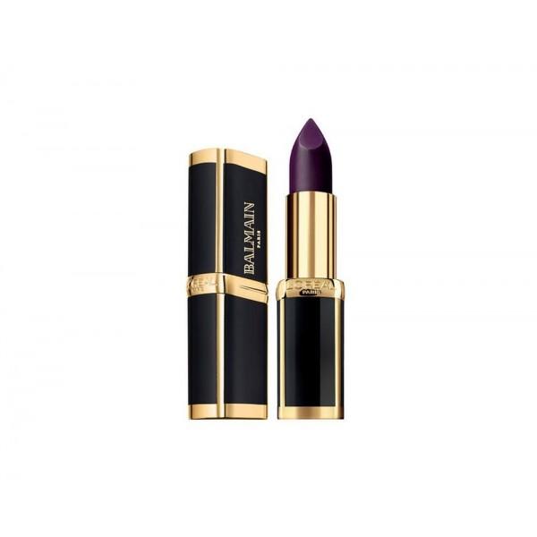 Release - Rode MATTE lip Color Rich BALMAIN L 'oréal L' oréal 16,90 €