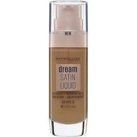 51 Caramel Beige - Fond de Teint Soin Dream Radiant Liquid de Gemey Maybelline Maybelline 6,99€