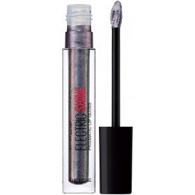 160 Midnight Prism - Gloss à Lèvres ELECTRIC SHINE de Gemey Maybelline Maybelline 3,99 €