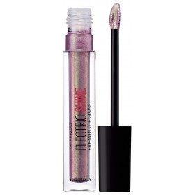 155 Moonlit Metal - Gloss à Lèvres ELECTRIC SHINE de Gemey Maybelline Maybelline 3,99€