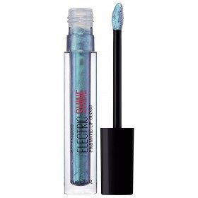 165 Electric Blue - Gloss à Lèvres ELECTRIC SHINE de Gemey Maybelline Maybelline 3,99 €