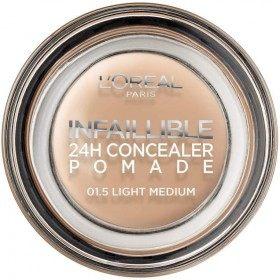 01.5 Light Medium - Correcteur Crème Infaillible 24h de L'Oréal Paris L'Oréal 4,99€