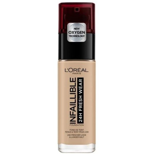 145 Rosy Beige - liquid foundation Infallible 24H by L'oréal Paris L'oréal 8,99 €