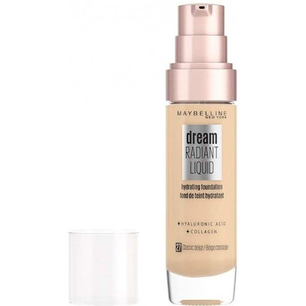 27 Classic Beige foundation Dream Satin Liquid Gemey Maybelline Maybelline 5,99 €
