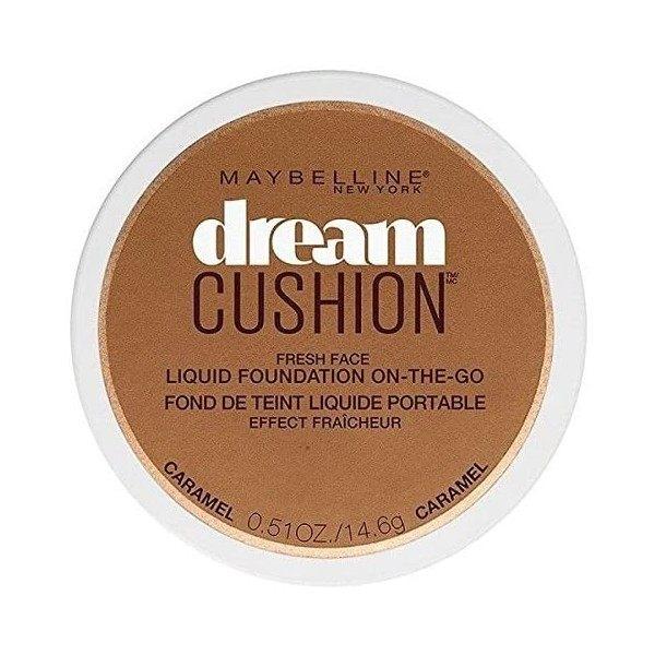 60 Caramel - Fond de Teint Dream Cushion SPF 20 de Maybelline New York Maybelline 4,99€