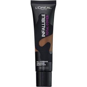 33 Cappuccino - foundation Infallible TOTAL COVER of L'oréal Paris, L'oréal 7,99 €