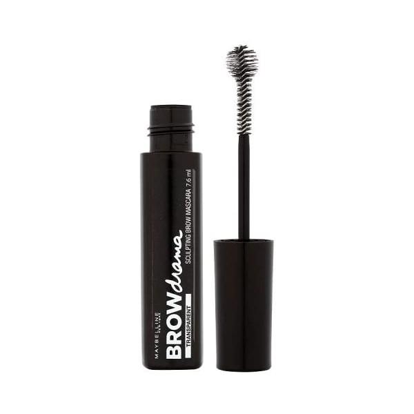 Transparent - Mascara Sourcils Brow Drama Eyestudio de Gemey Maybelline Maybelline 3,99€