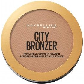 300 Deep Cool - Bronzer and Sculptante City Sunbathing of Gemey Maybelline Maybelline 6,49 €