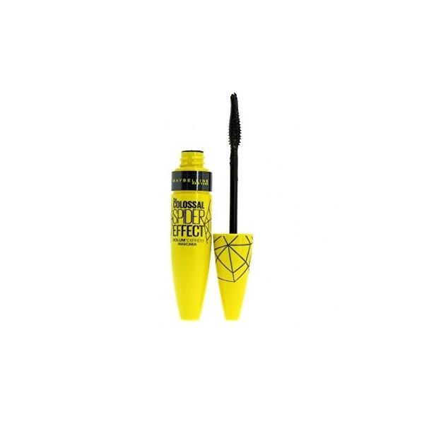 Make-Up Izugarria Spider-Efektua-Beltza Gemey Maybelline Gemey Maybelline 12,99 €