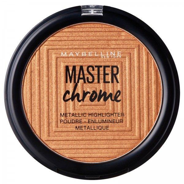 150 Molten Bronze - Enlumineur Face Studio Master Chrome Métallique de Gemey Maybelline Maybelline 2,99€