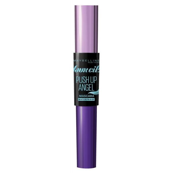 Mascara Push-Up Engel Waterdichte Zwarte Gemey Maybelline Gemey Maybelline 16,99 €