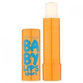 30 The Seas Blue - Lippenbalsam-der Feuchtigkeitsspendende Baby Lips-Sport-presse / pressemitteilungen Maybelline Maybelline