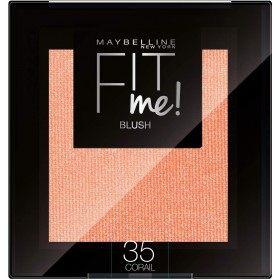 35 Corail - Blush en po FIT ME! de Gemey Maybelline Maybelline 5,99 €