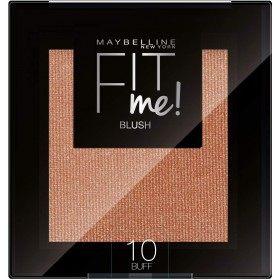 10 Buff - Blush en Poudre FIT ME ! de Gemey Maybelline Maybelline 4,99€