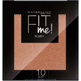 10 Buff - Fard in polvere FIT ME! di Gemey Maybelline Maybelline 5.99 €