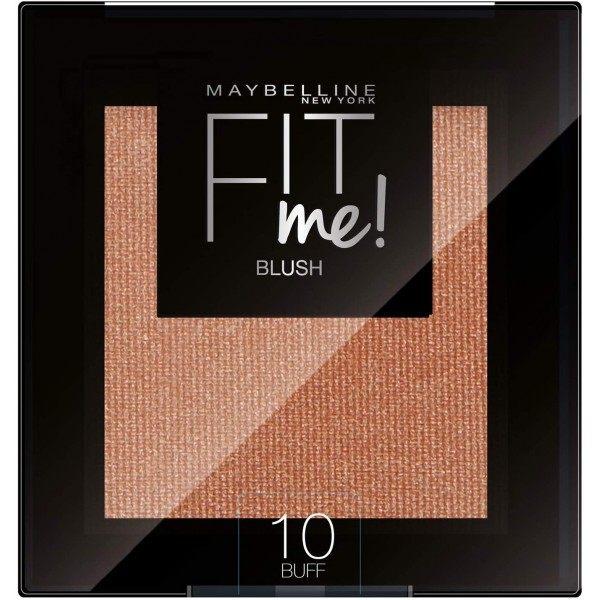 10 Buff - Blush en Poudre FIT ME ! de Gemey Maybelline Maybelline 3,99€