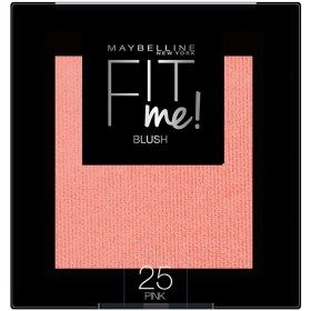 25 Rose - Powder Blush FIT ME! Gemey Maybelline Maybelline 5.99 €