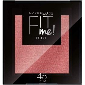 45 Plum - Blush en Poudre FIT ME ! de Gemey Maybelline Maybelline 5,99€