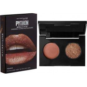 40 Fatal - Gemey Maybelline Maybelline Metallic Python Lippen Kit 3,99 €