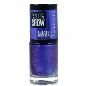 527 Violet Mystic - Vernis à Ongles Colorshow 60 Seconds de Gemey Maybelline Maybelline 2,99€