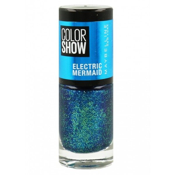 530 Sirena de mitjanit - Colorshow 60 Seconds Nail Polish de Gemey Maybelline Maybelline 2,99 €