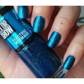 530 Midnight Siren - Colorshow 60 Seconds Nail Polish by Gemey Maybelline Maybelline € 2.99