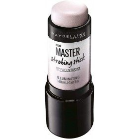 100 Light Iridescent - Highlighter Master Strobing en Stick de Gemey Maybelline Maybelline 4,49€