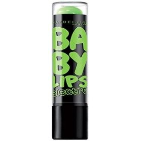 Minty Sheer - Baume à lèvres Hydratant Baby Lips de Gemey Maybelline Maybelline 2,99€