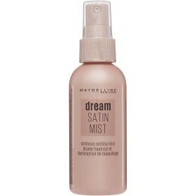 Gemey Maybelline Maybelline Dream Satin Mist Setting e iluminación de maquillaxe Mist Setting 5,99 €