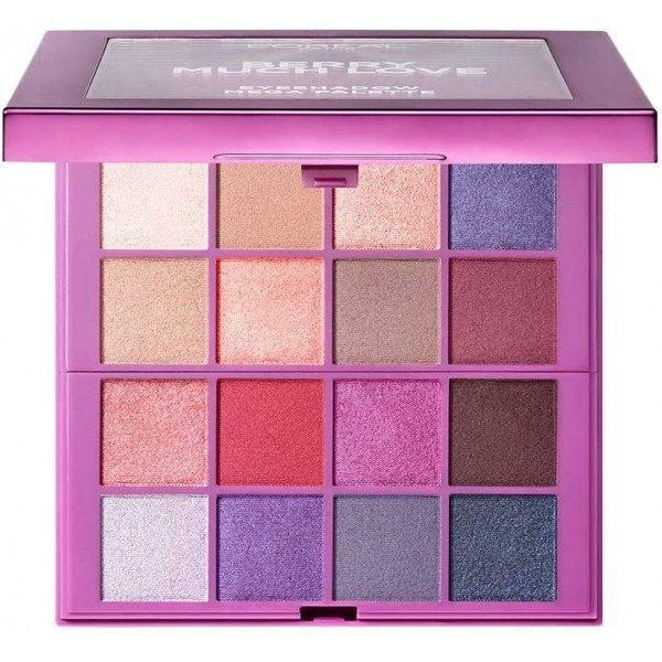 Berry Much Love - The L'Oréal Paris L'Oréal Mega Eye Shadow Palette 8.99 €